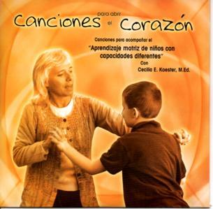 CD de Cecilia Koester; canciones para abrir el corazón